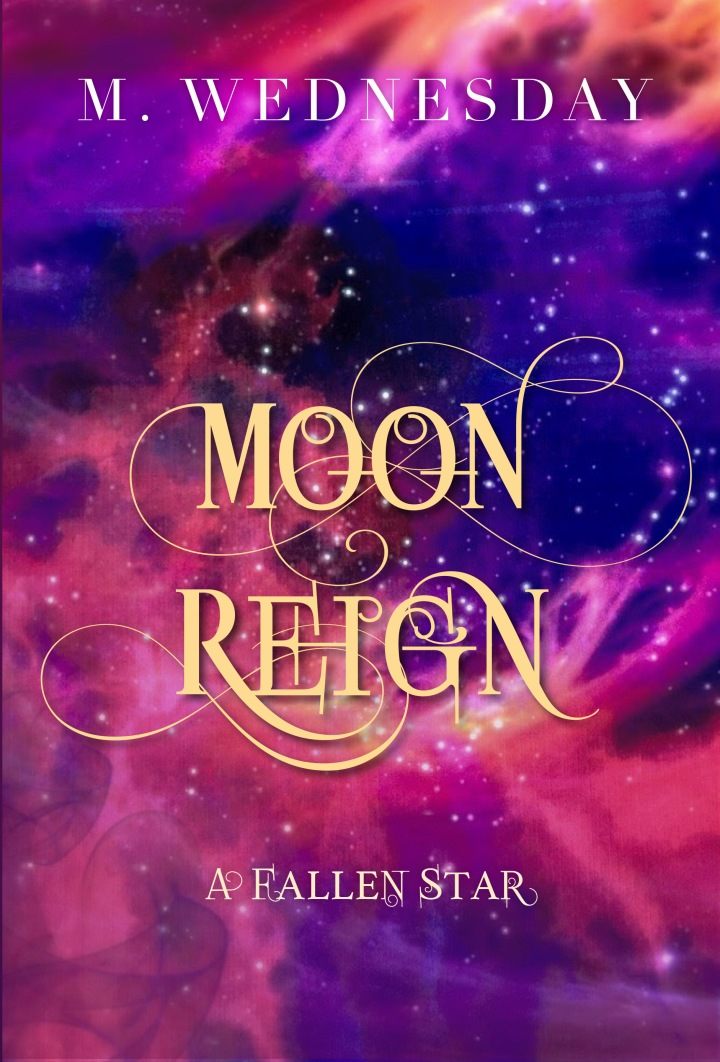 M. Wednesday to Debut YA Fantasy Novel 'Moon Reign: A Fallen Star'