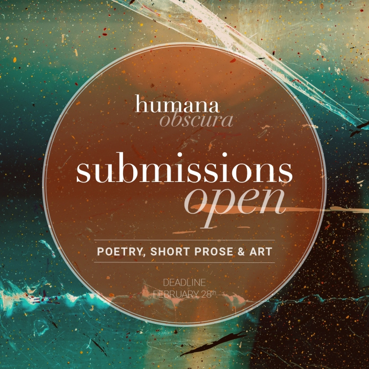 Call for Submissions of Poetry, Short Prose & Art