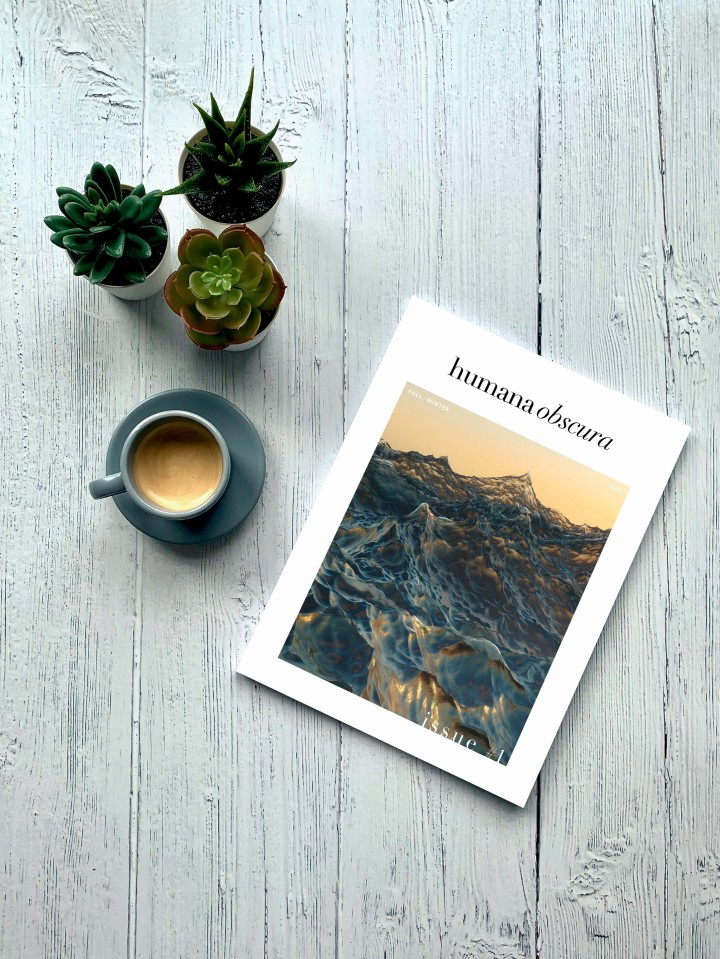 New Lit Mag 'Humana Obscura' Fall/Winter 2020 Issue One OUT NOW!
